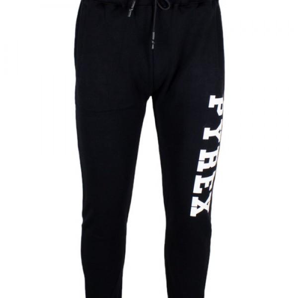 pantaloni-pyrex-nero-pantalone-unisex-in-felpa-40033_77739